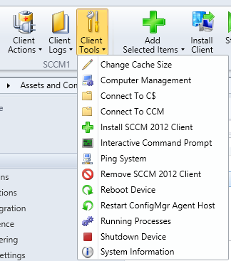 A greate SCCM Right Click Tools – Mobile-First Cloud-First