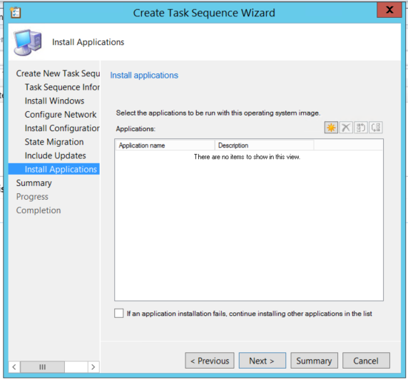 How to Install Windows 10 Enterprise Preview With SCCM 2012 R2 CU3