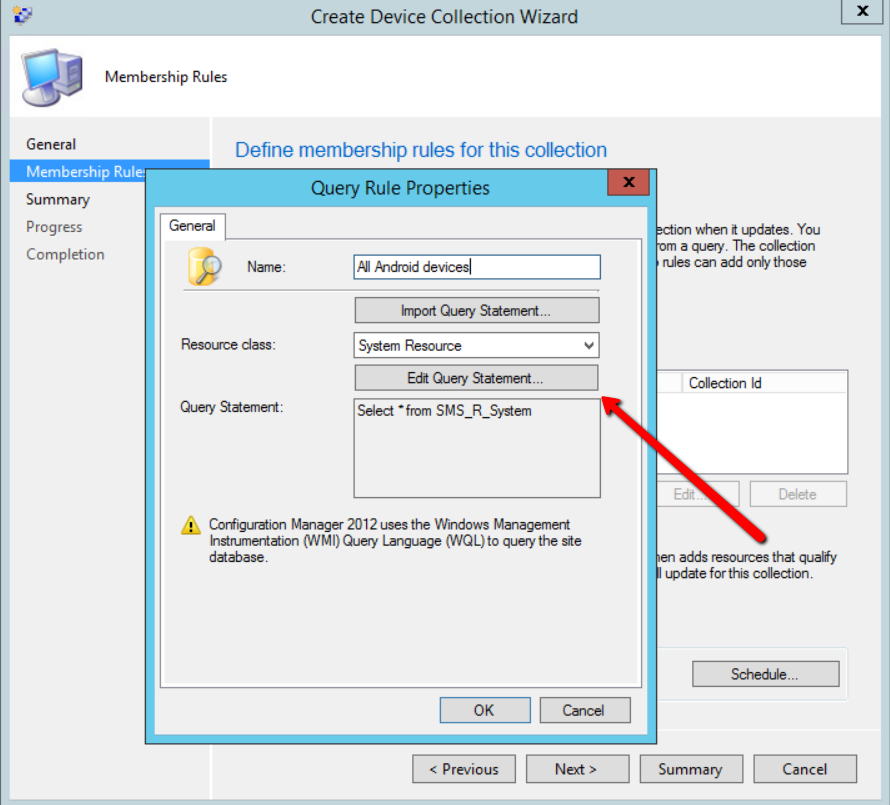 How to create OS collections for mobile in SCCM – Mobile