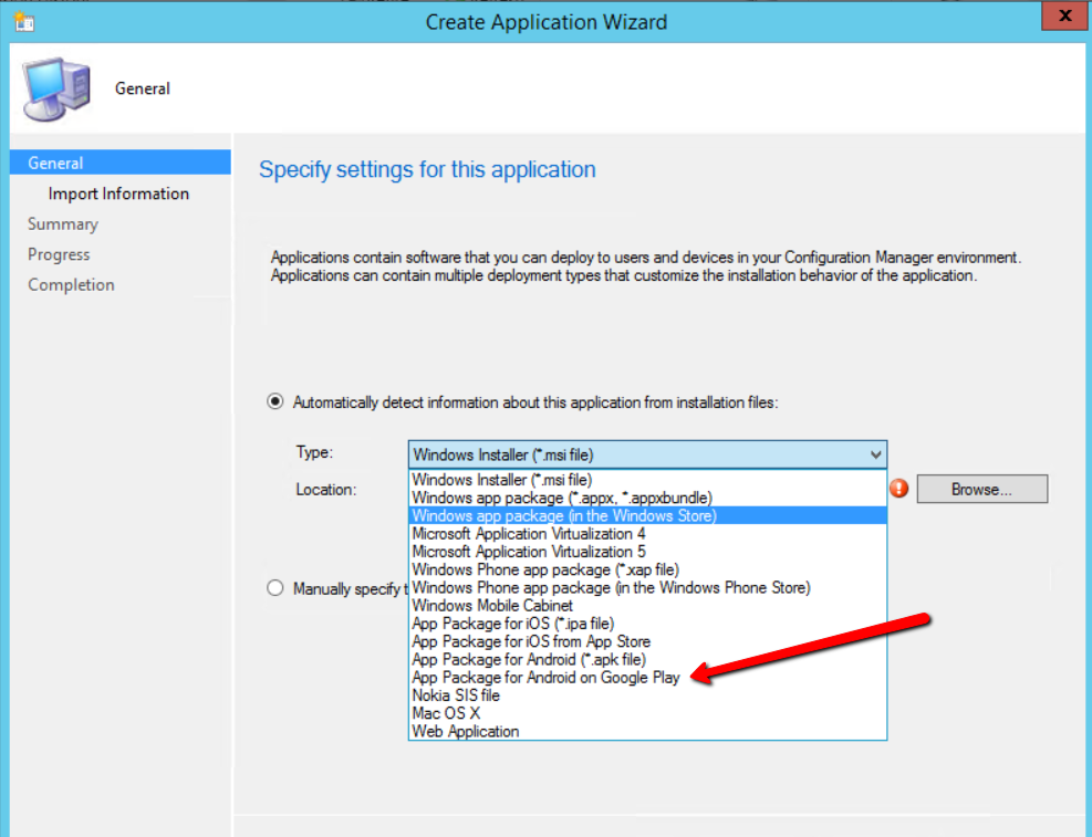 How to create Lync 2013 as and SCCM Application for Intune