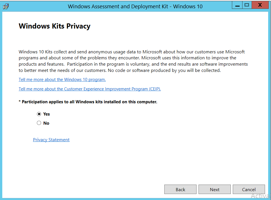 Getting ready to deploy Windows 10 into the Enterprise