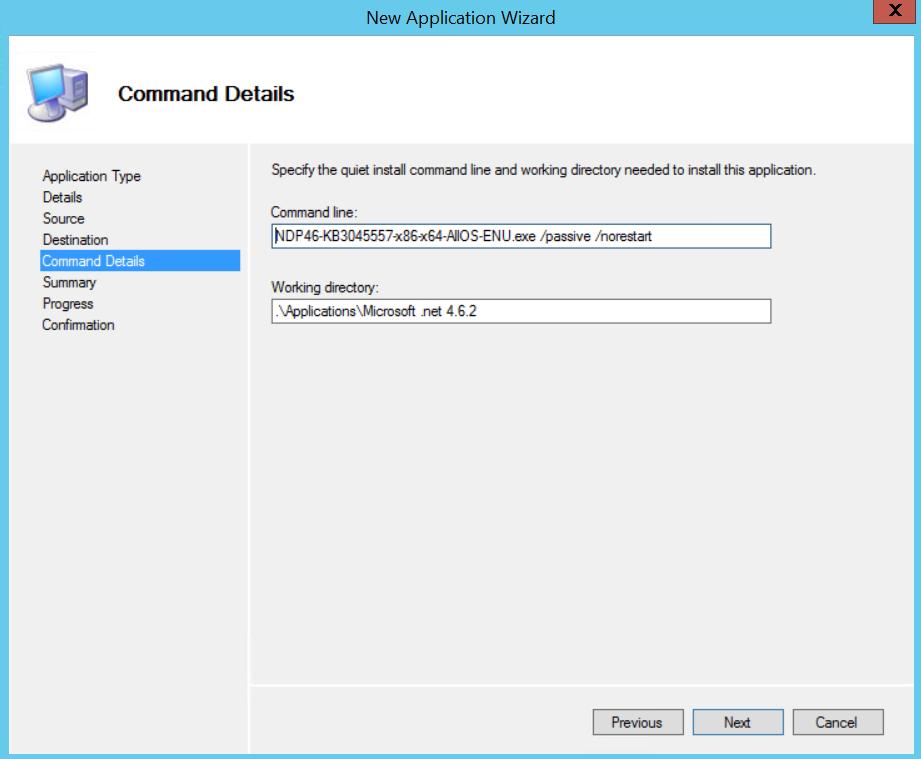 .net framework 4.6 windows 10