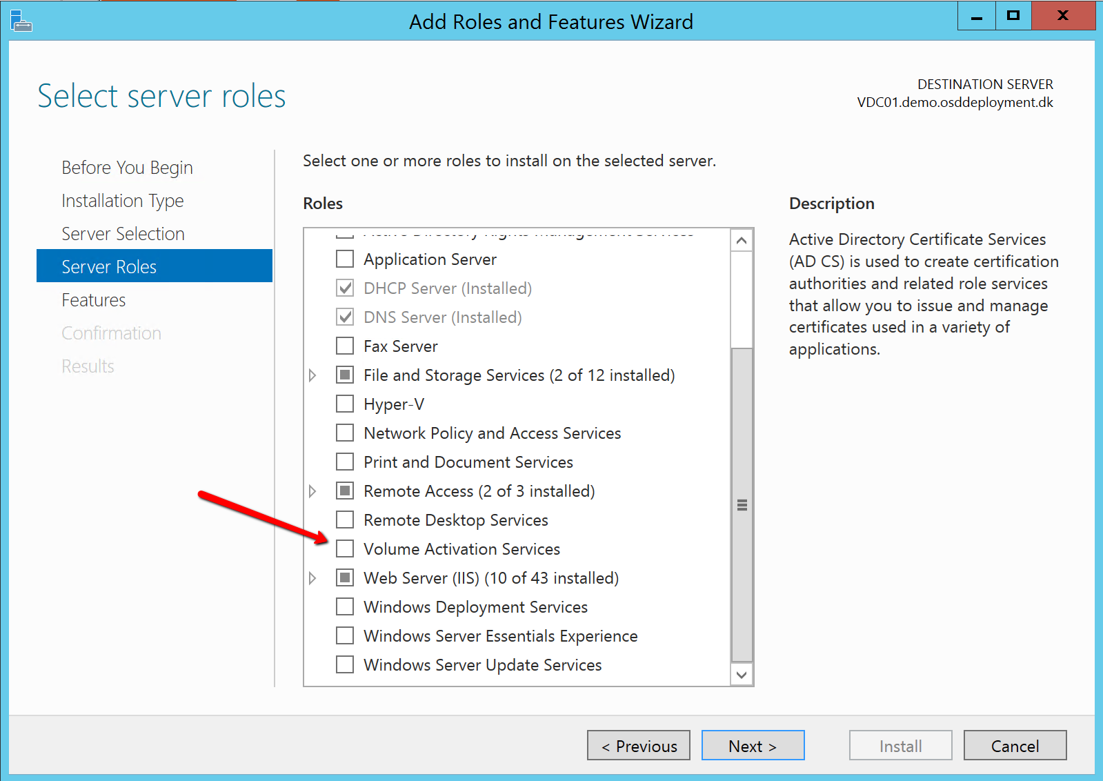 How to activate Windows 10 KMS Active Directory Activation