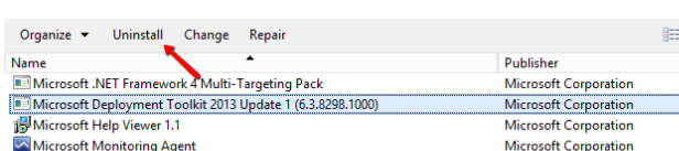 How to upgrade to MDT 2013 Update 2 – Mobile-First Cloud-First