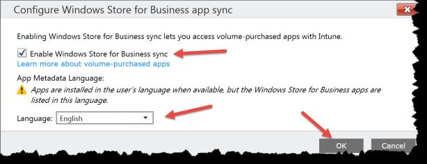 Intune - Windows Store 4 B - 3
