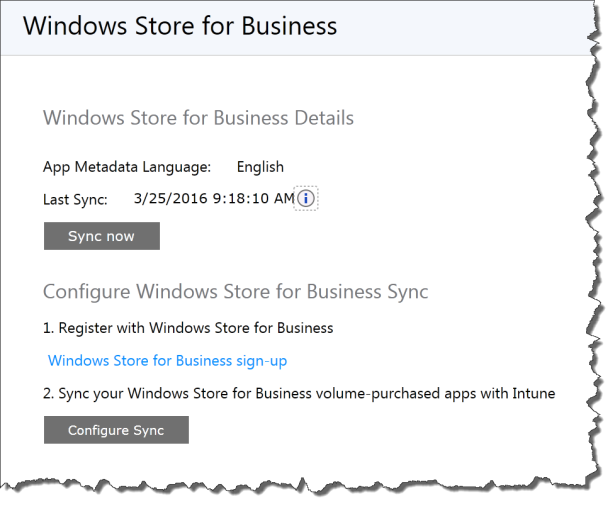 Intune - Windows Store 4 B - 5