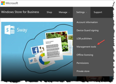 How to deploy Apps from Windows Store for Business with
