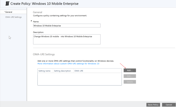 Windows 10 Mobile enterprise - 3