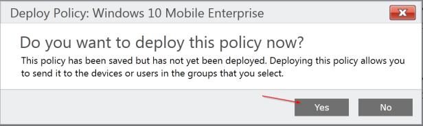 Windows 10 Mobile enterprise - 6