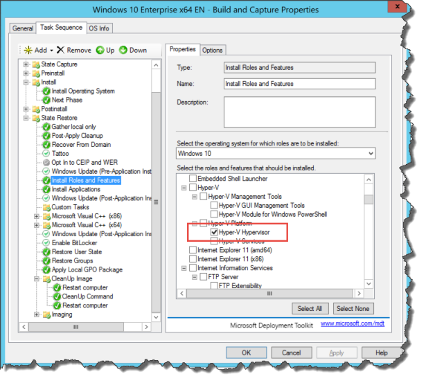 How to get Windows 10 image ready for Credential Guard – Mobile