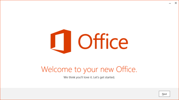 Automating Office 365 Click-to-Run First Use with Group