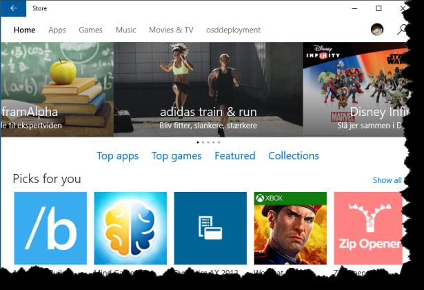 Windows Store 1