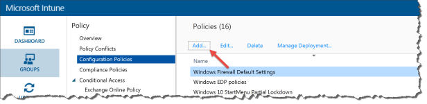 Intune Policy1
