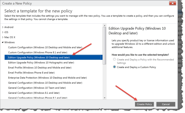 Intune Policy2
