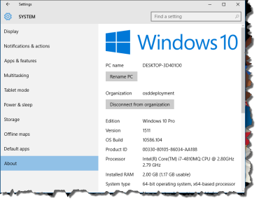 Windows 10 – How to change Edition with Intune (SKU
