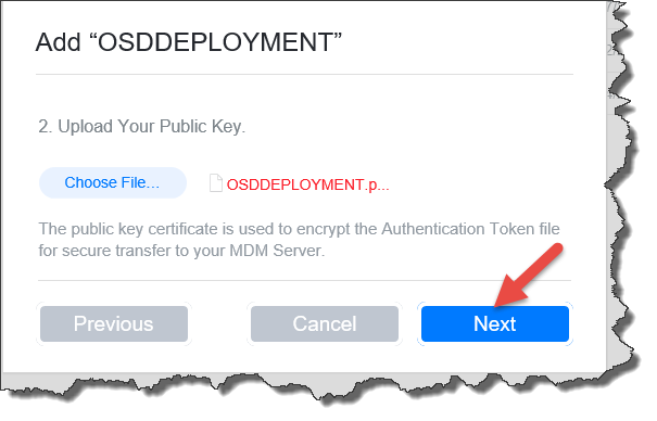 How to setup Intune to use Apple DEP – Mobile-First Cloud-First