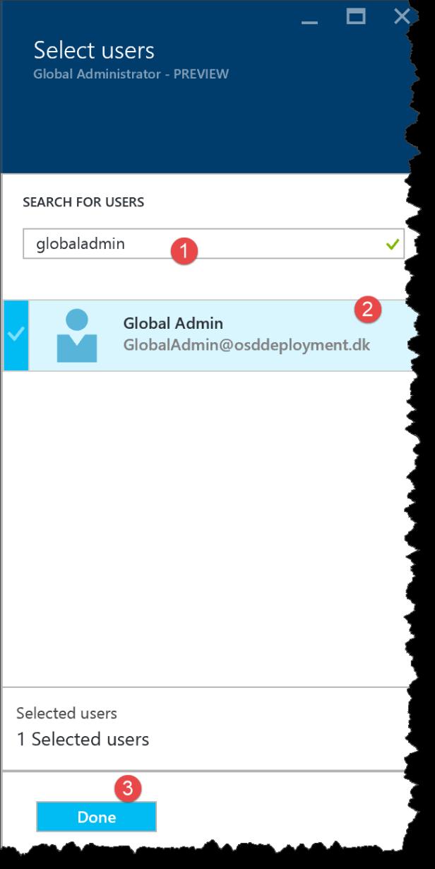 GlobalAdmin PIM 4