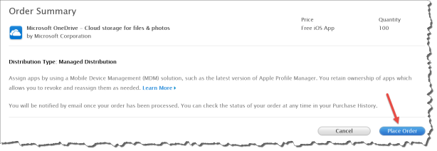 How to setup Intune to use Apple VPP – Mobile-First Cloud-First