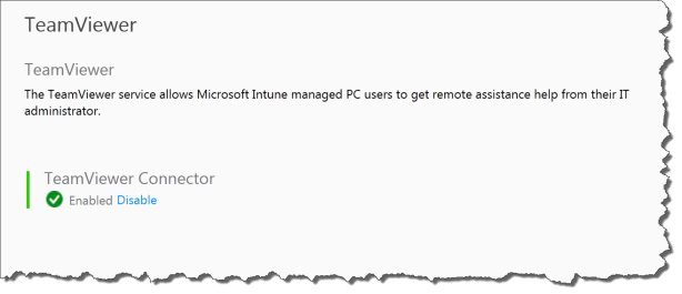 Intune Team Viewer 06