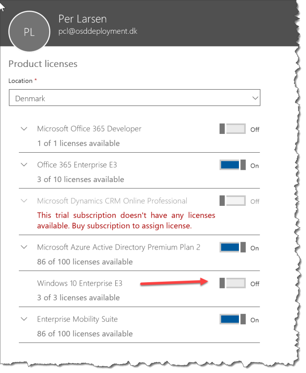How to use Windows 10 E3 from CSP – Mobile-First Cloud-First