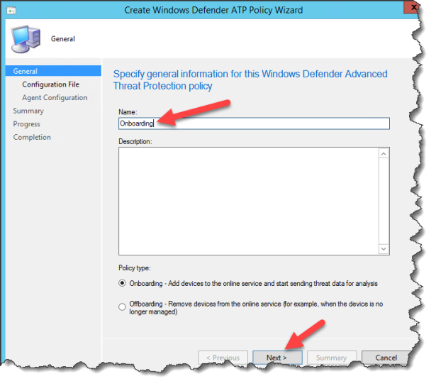 How to get Windows 10 onboarded with Windows Defender ATP – SCCM