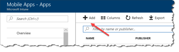 How to deploy MSI with Intune Azure - 02