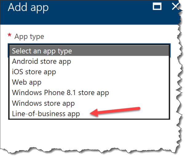 How to deploy MSI with Intune Azure - 03