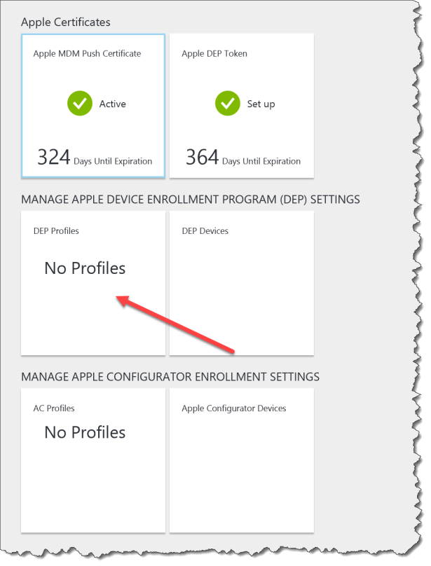 How to setup Apple DEP in Intune - 05