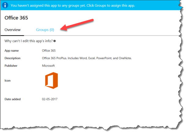How to Deploy O365 with Intune for EDU - 03