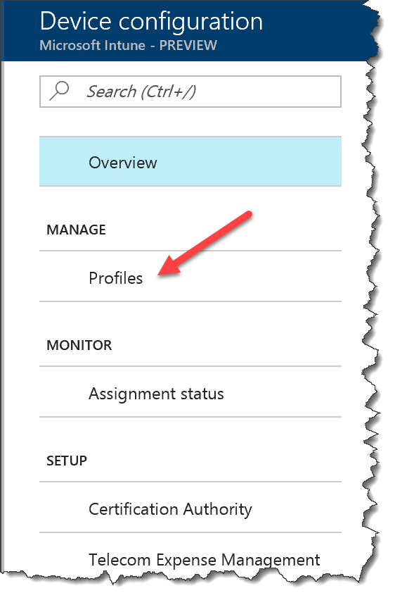 Intune Configure Windows Settings - 02