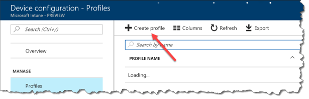 Intune Configure Windows Settings - 03