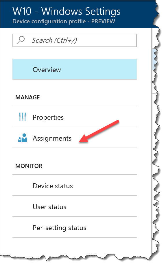 Intune Configure Windows Settings - 06