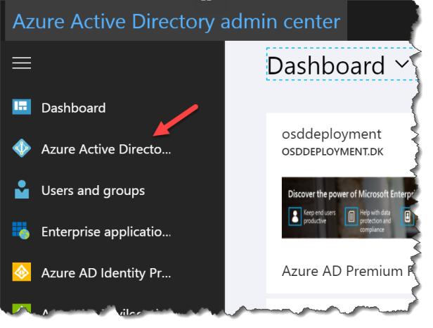 Azure AD - CA Portal - 00