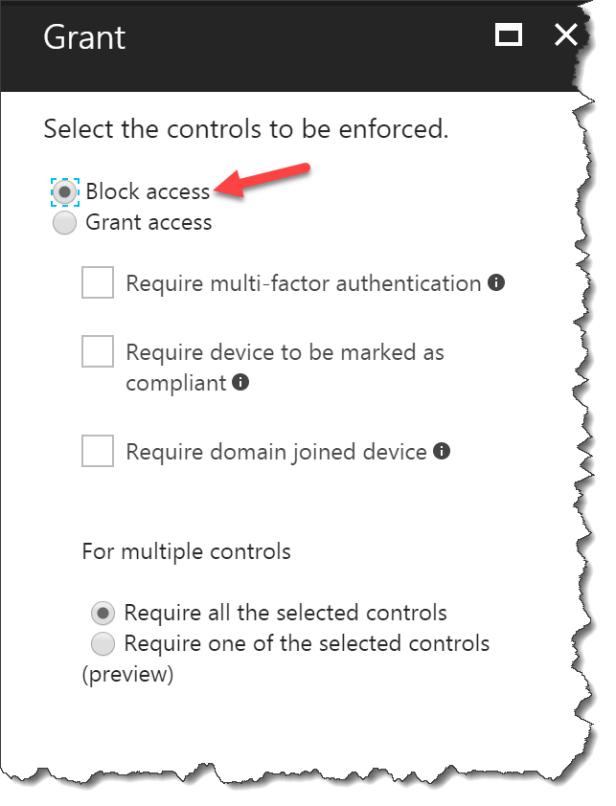 Azure AD - CA Portal - 11