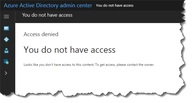 AzureAD Restrict Access 01