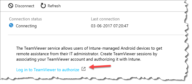 TeamViewer Support for Android in Microsoft Intune – Mobile