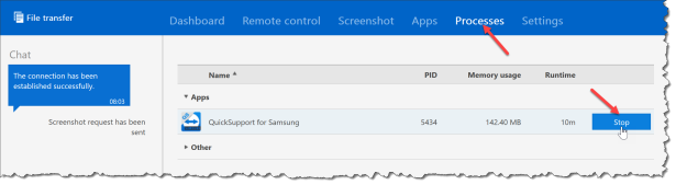 TeamViewer in Intune - Admin view 10