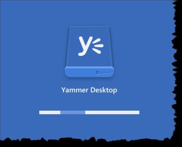 CA - Yammer Desktop APP - 01
