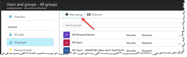 Device group TAG WIndows 10 - 05