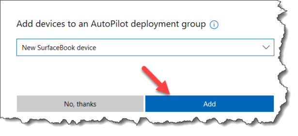 How to use Windows Autopilot from Microsoft Store for