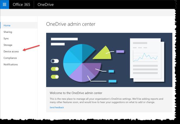 OneDrive Admin - MAM - 01