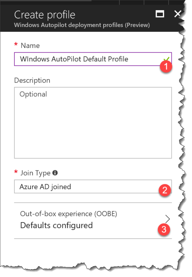 WIndows AutoPilot Intune - 03