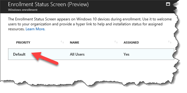 Windows Autopilot Enrollment Status Screen - 02