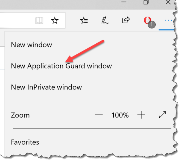 Intune - Enable Application Guard - 03a