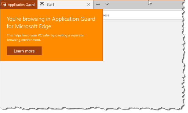 Intune - Enable Application Guard - 05
