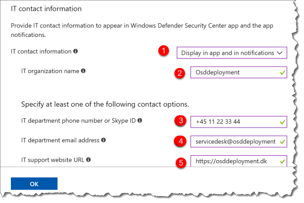 Windows 10 - Configure WindowsDefenderSecurityCenter - 25