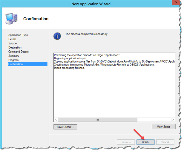 How to collect hardware hash to use in AutoPilot as part of MDT OSD