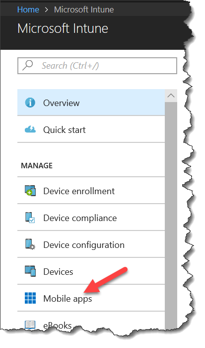Intune Deploy Microsoft Teams - 01