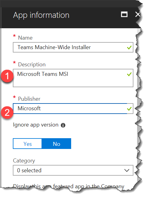 Intune Deploy Microsoft Teams - 12