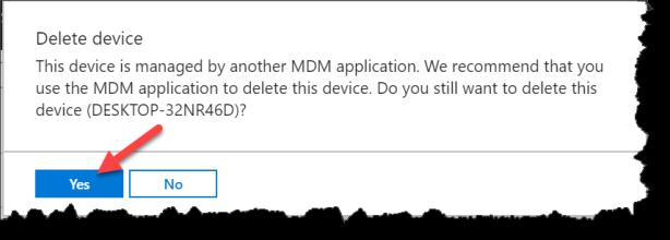 Windows AutoPilot - failed to upload intune solution - 05